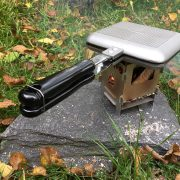 ICO Outdoor-Camping-Sandwich Toaster und Bushbox Hobokocher